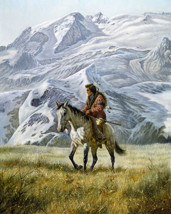 Sioux Scout - Gregory Perillo