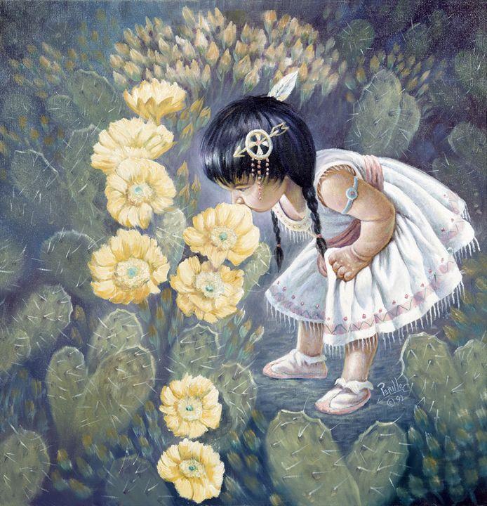 Sun Flower - Gregory Perillo