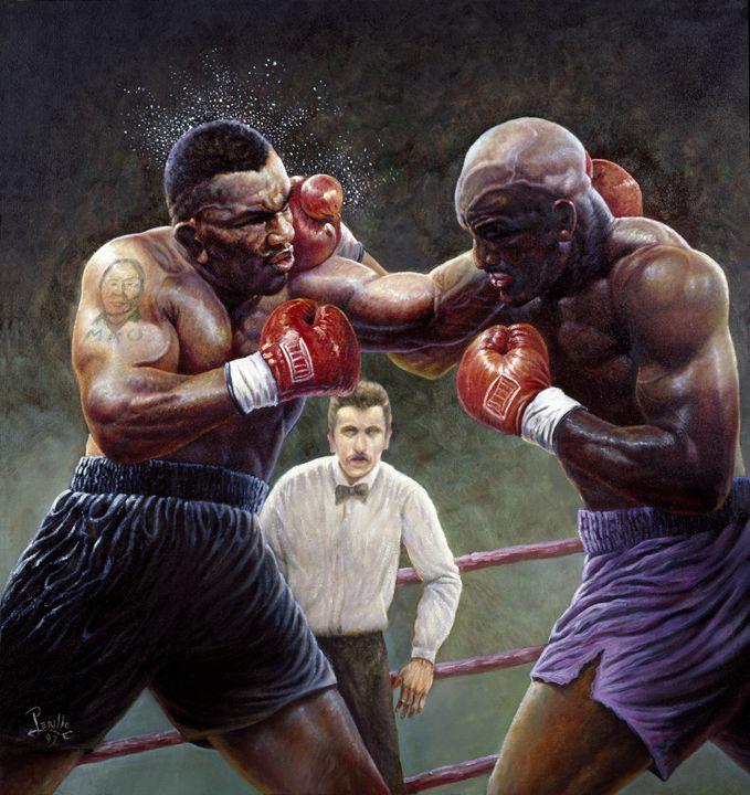 Tyson & Holyfield - Gregory Perillo