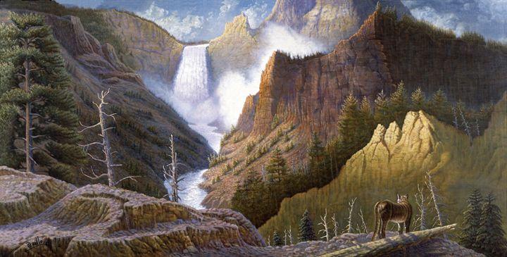 Moody Falls - Gregory Perillo