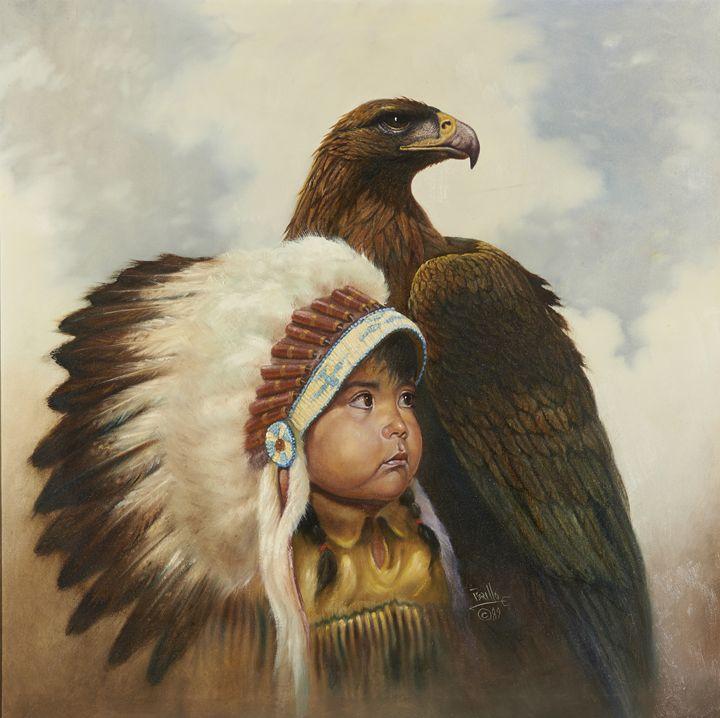 Golden Eagle - Gregory Perillo