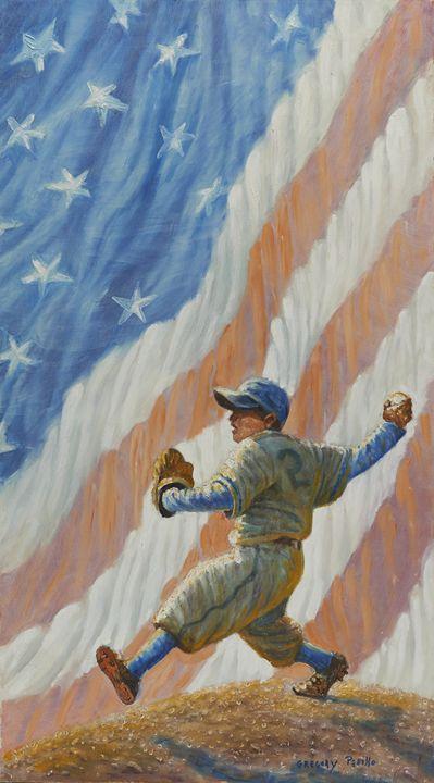 The Pitcher - Gregory Perillo