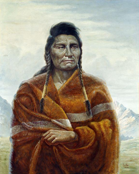 Chief Joseph - Gregory Perillo