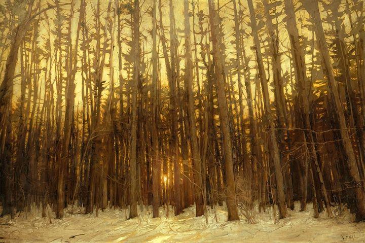 Gold - David Hill Gallery