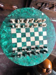 Malaika African Chess Board