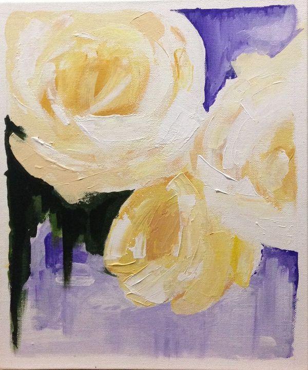 Bunch of Roses - Gunjan's Abstract