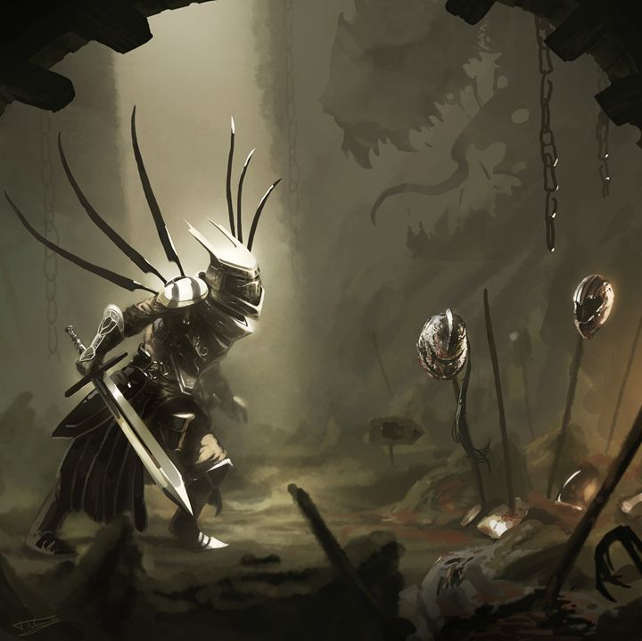 Monster Incoming - Thomas Némery