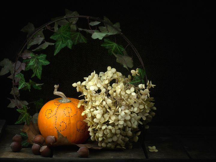 Autumn still life. - Judith Flacke Still Life