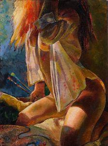 Inspiration - Sergey Lesnikov art