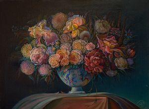 Grand bouquet, smaller version.