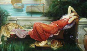 Ariadne, copy. - Sergey Lesnikov art