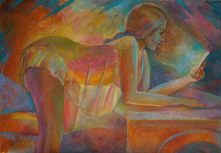 Online - Sergey Lesnikov art