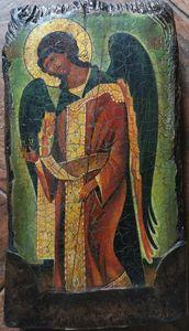 Archangel Gabriel - Sergey Lesnikov art