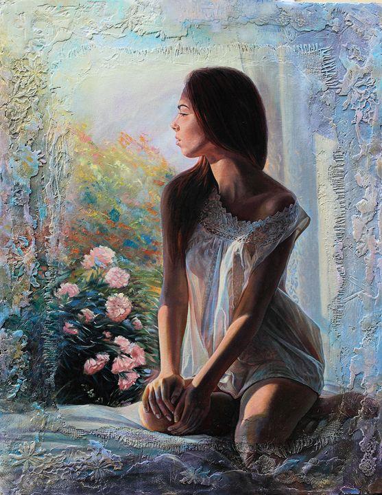Polina - Sergey Lesnikov art