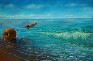 Buoys - Sergey Lesnikov art