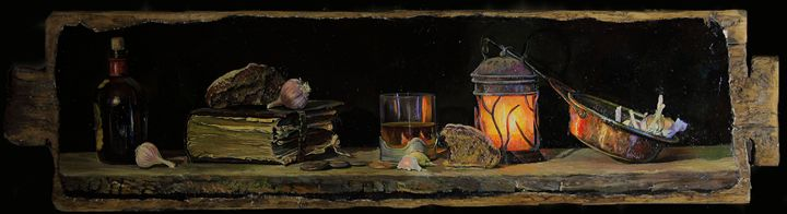 All that we need - Sergey Lesnikov art
