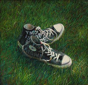 Converse - Sergey Lesnikov art