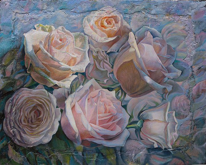Roses - Sergey Lesnikov art