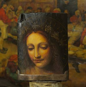 "St. Magdalene (""Et in Arcadia Ego"") - Sergey Lesnikov art"