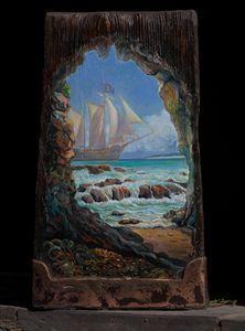 Hispaniola - Sergey Lesnikov art