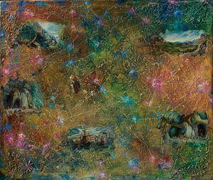 Flemish fantasy 7-10 - Sergey Lesnikov art