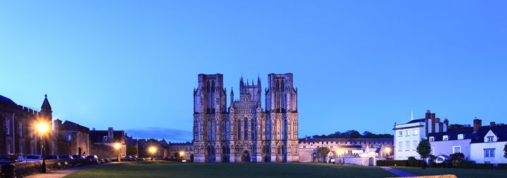 Cathedral of St Andrews Wells City - Dave Porter Landscape Photography