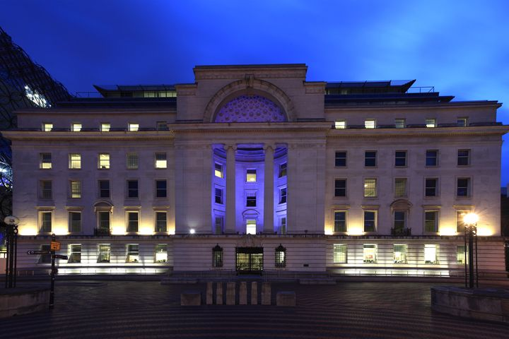 Baskerville House Birmingham City - Dave Porter Landscape Photography