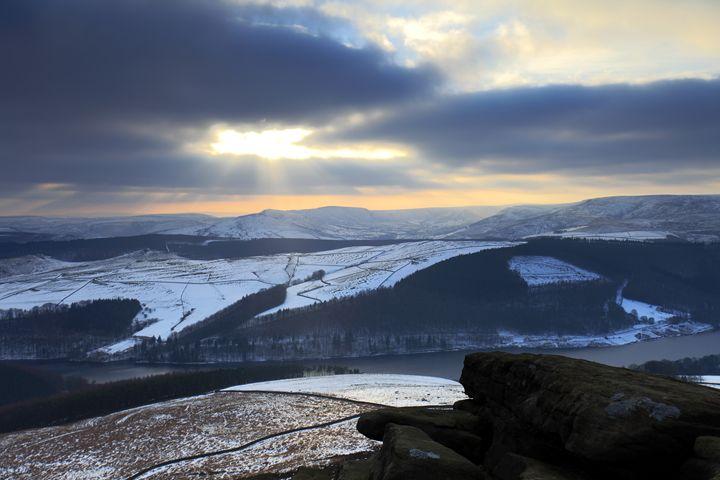 Howden Moors, Upper Derwent Valley - Dave Porter Landscape Photography