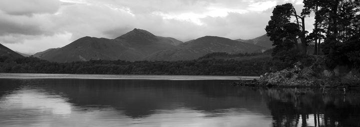 Cat Bells Derwentwater Lake District - Dave Porter Landscape Photography