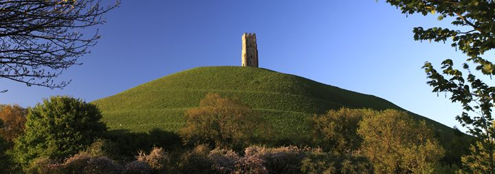 Summer, Glastonbury Tor, Somerset - Dave Porter Landscape Photography
