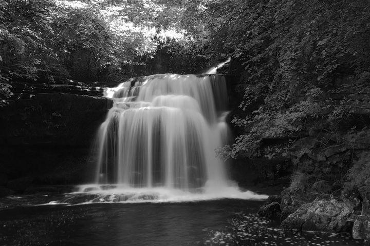Cauldron Falls Wensleydale Yorkshire - Dave Porter Landscape Photography
