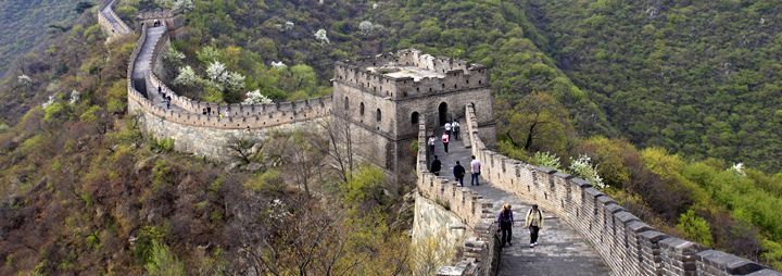 Mutianyu, Great Wall of China - Dave Porter Landscape Photography