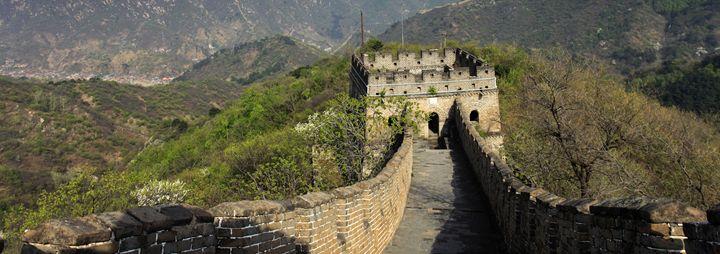 Mutianyu, Great Wall of China - Dave Porter Landscape Photography