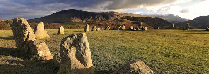 Castlerigg Stone Circle - Dave Porter Landscape Photography