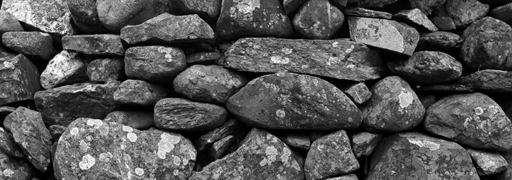Drystone Wall detail - Dave Porter Landscape Photography