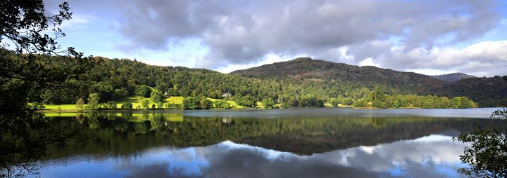 Reflections in Grasmere - Dave Porter Landscape Photography