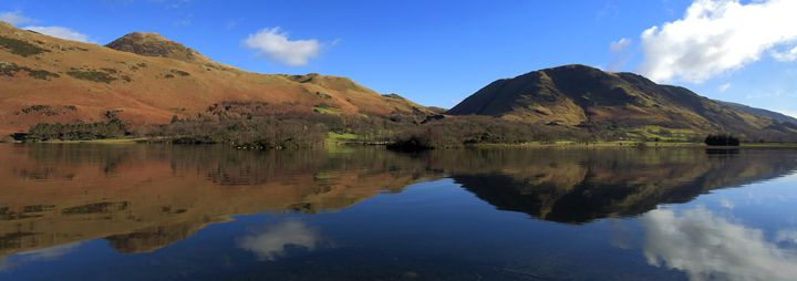 Whiteless Pike fell, Buttermere - Dave Porter Landscape Photography