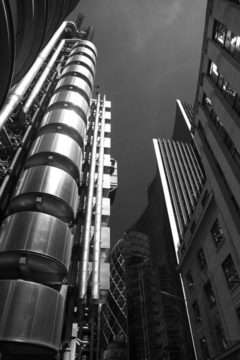 Lloyds Bank Building, London - Dave Porter Landscape Photography