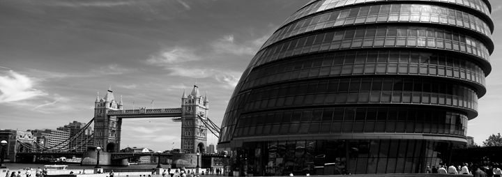 London Assembly Building, City Hall - Dave Porter Landscape Photography