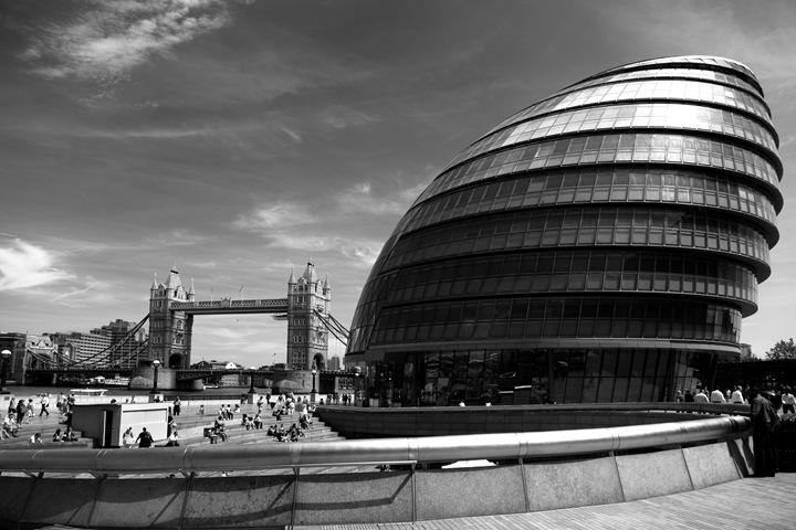 London Assembly Building, City Hall - Dave Porter Landscape Photography