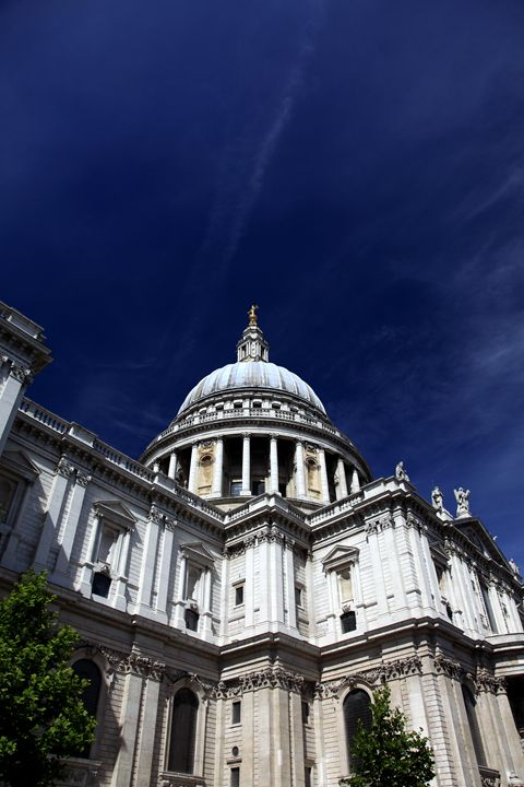 Saint Pauls Cathedral London City - Dave Porter Landscape Photography