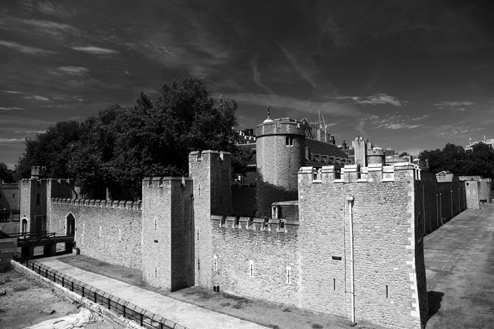 Tower of London England - Dave Porter Landscape Photography