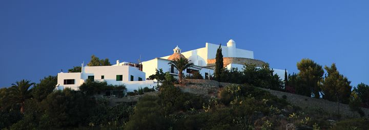 chapel of Puig De Missa, Ibiza - Dave Porter Landscape Photography