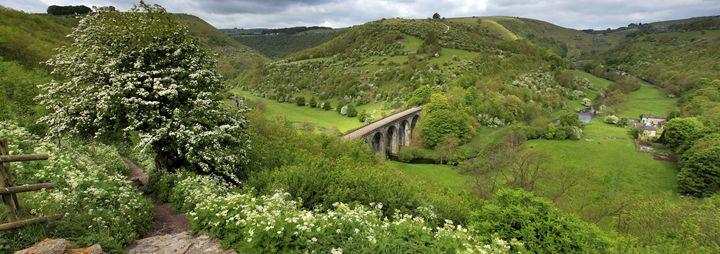 Monsal Head, Derbyshire - Dave Porter Landscape Photography