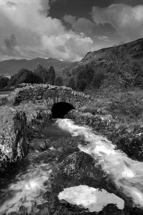 Ashness Bridge, Lake District - Dave Porter Landscape Photography