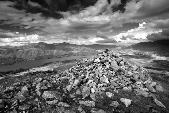 Bleaberry Fell, Lake District - Dave Porter Landscape Photography