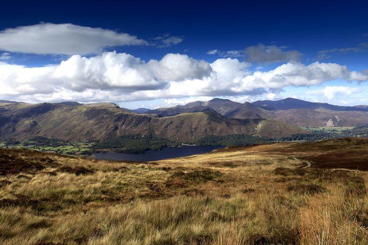 Cat Bells fell, Lake District - Dave Porter Landscape Photography