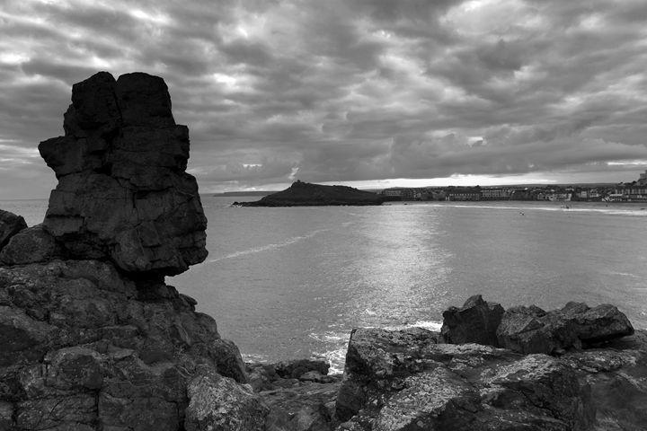 Porthmeor beach, St Ives - Dave Porter Landscape Photography