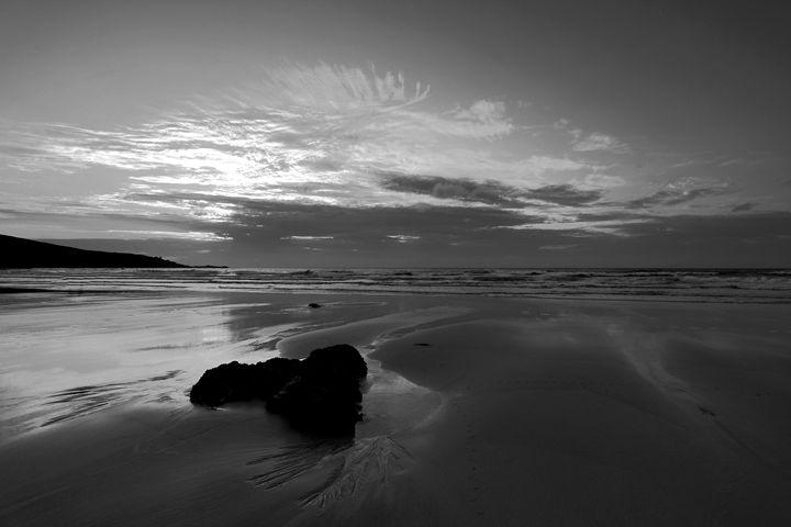 Porthmeor beach; Clodgy Point; Cornw - Dave Porter Landscape Photography
