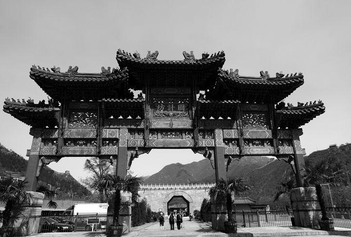 Juyongguan pass - Dave Porter Landscape Photography